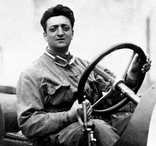 L Uomo Che Ha Inventato La Ferrari Fly Emilia Romagna